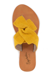 Jubilee Mustard Sandal