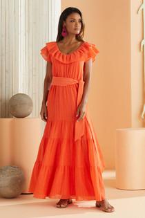 Kinley Ruffle Dress