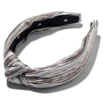 Mixed Metallic Headband