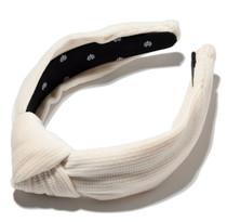 Bisque Soft Waffle Headband