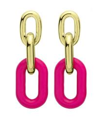 Pink Shakedown Earrings RBRR1013PK