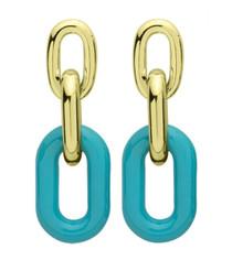 Blue Shakedown Earring RBRR1013BL