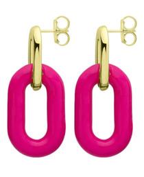 Pink Small Shakedown Earring RBRR1012PK