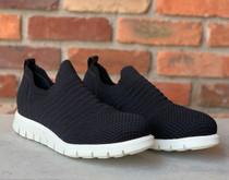 Blink Knit Sneaker - Black