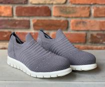 Blink Knit Sneaker - Grey