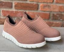 Blink Knit Sneaker - Rose