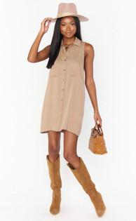 Vicki Shirt Dress