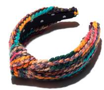 Desert Rainbow Sweater Headband