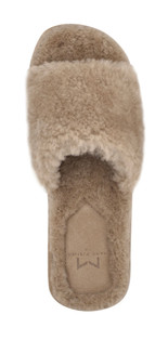 Felicy Cozy Slide - Light Natural