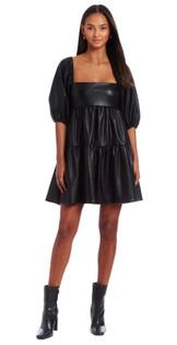 Maisie Black Dress