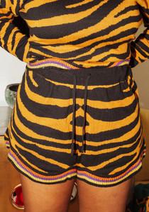 Tiger Wavy Short
