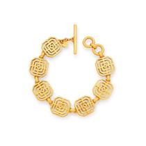 Geneva Link Bracelet BL128G00