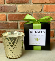 B's Knees 1-wick Candle - Fresh Bamboo