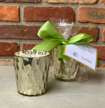 B's Knees Votive - Fresh Bamboo