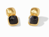 Catalina Earring Obsidian Black ER540GBO00