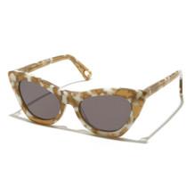 Downtown Cateye Sunglasses - Smokey Quartz