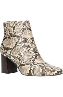 Wilma Snake Bootie