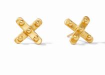 SoHo X Stud - Gold - ER336G00