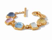 Savoy Demi Bracelet - Multi Stone BL157GIML00