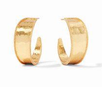 Savoy Gold Hoop - Small - HP050G-S