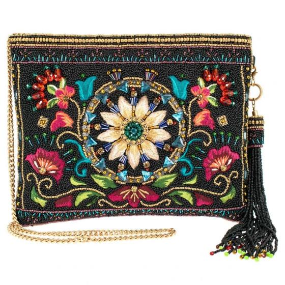 Valley Of The Flower Crossbody Handbag