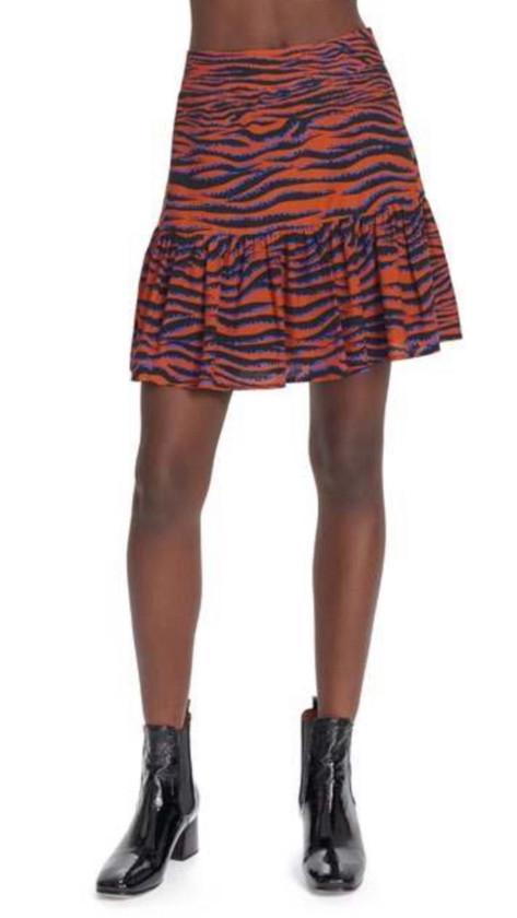 Blair Tiger Skirt