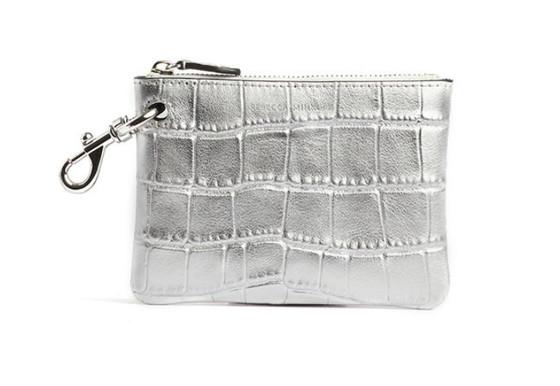 Clip Pouch - Silver