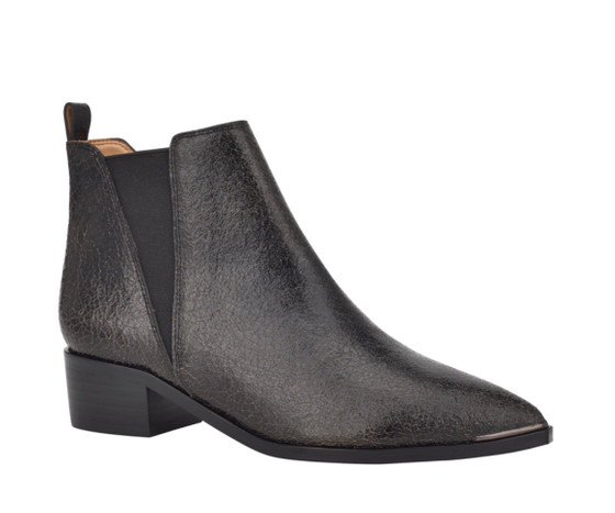 Yale Pointed Toe Bootie