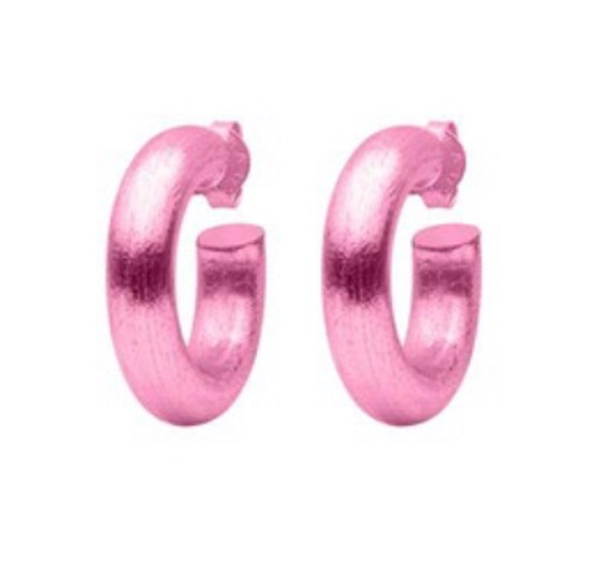 Pink Small Chantal Hoop CBR1290PK