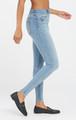 Ankle Skinny Jeans - Lt Vintage Wash