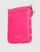 Acid Pink Envelope Phone Crossbody