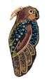Pretty Parrot Coin Purse