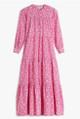 Retro Rose Georgie Dress