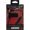 Blackweb Car Charger with Coiled Micro-USB Cable 3.1 Amp Black