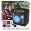 Ion Game Day Lights Bluetooth Speaker with AM/FM Radio & Micriphone