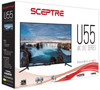 "Sceptre 55"" Inch Class 4K (2160P) LED TV (U550CV-U) - No Stand Special"