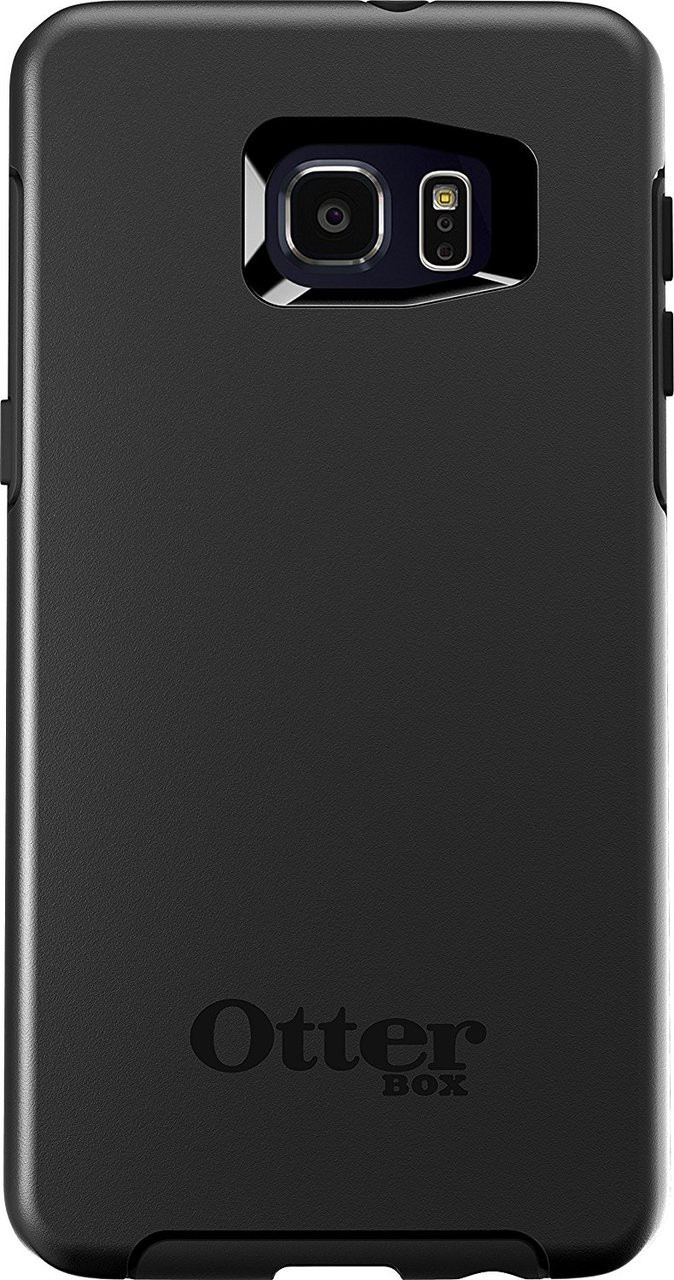official photos 03bbd 3f2c3 OtterBox SYMMETRY SERIES Slim Case for Samsung Galaxy S6 EDGE Plus + BLACK