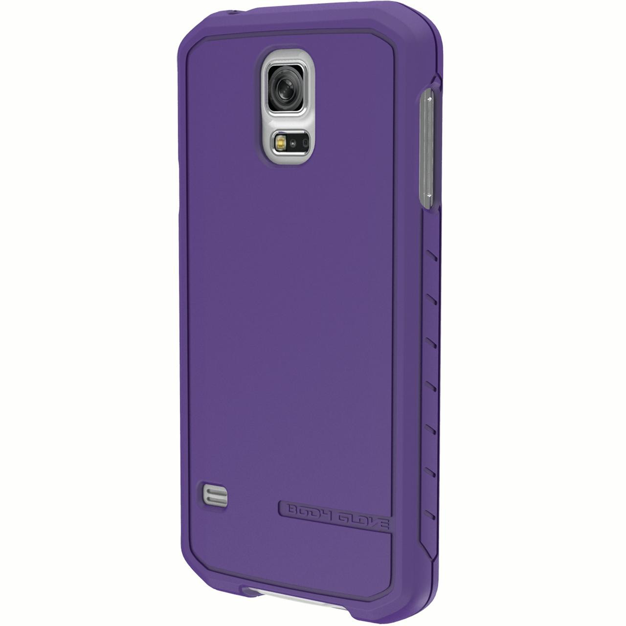 more photos adc84 c04e3 Body Glove Cell Phone Case Samsung Galaxy S5 Satin Grape