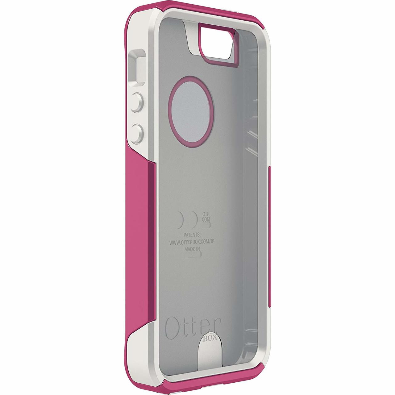 half off 2ba21 dde62 OtterBox COMMUTER SERIES Case for iPhone 5/5s/SE HOT PINK