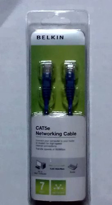 Belkin FastCAT 5e Snagless Networking Patch Cables