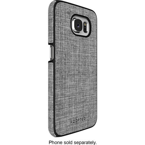 ADOPTED - Soho Wrap Case for Samsung Galaxy S6 Cell Phones - Ash Tweed