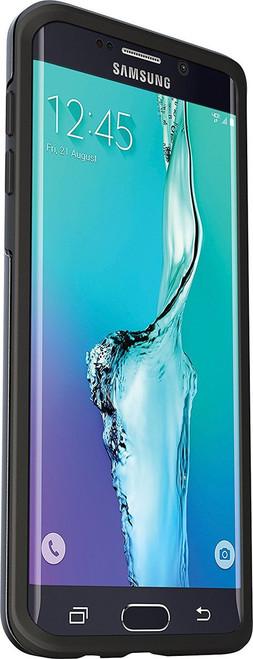 OtterBox SYMMETRY SERIES Slim Case for Samsung Galaxy S6 EDGE Plus + BLACK