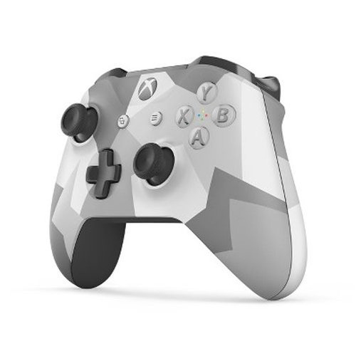 Microsoft Xbox One Wireless Controller Winter Forces Special Edition