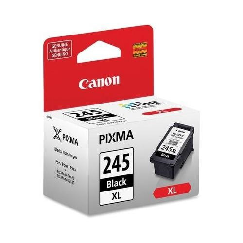 Genuine New Sealed Canon PG-245XL Printer Ink Cartridge Pixma MX490 MG2920 MX492