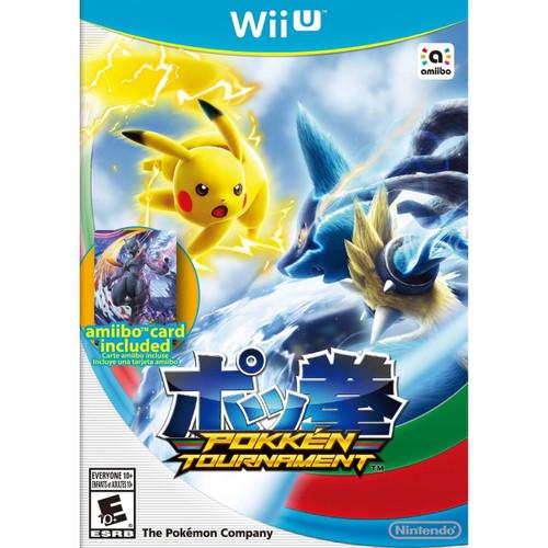 Pokken Tournament for Nintendo Wii U