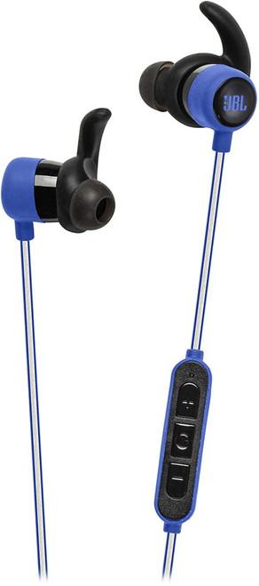 JBL Reflect Mini Wireless Bluetooth In-Ear Sport Headphones Blue