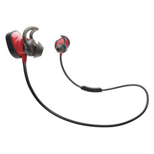 Bose SoundSport Pulse Bluetooth In-Ear Headphones With Heart Rate Monitor - Red
