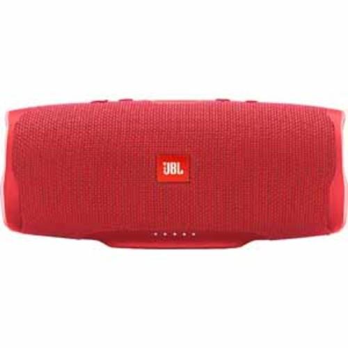 JBL CHARGE 4 RED Wireless Bluetooth Portable IPX7 Waterproof Speaker