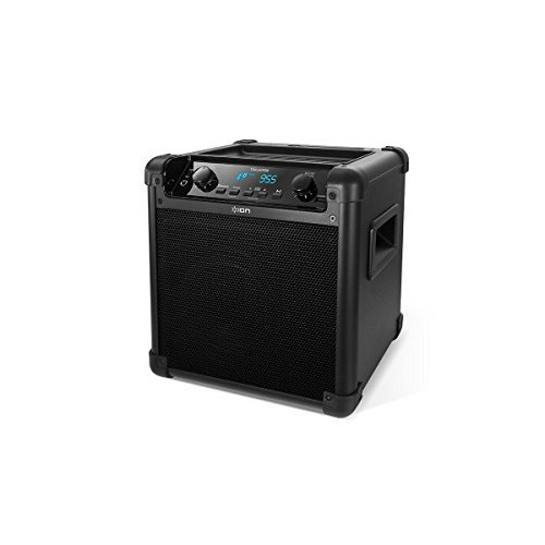 Ion Audio iPA77 Tailgater Portable Bluetooth Speaker System with Microphone