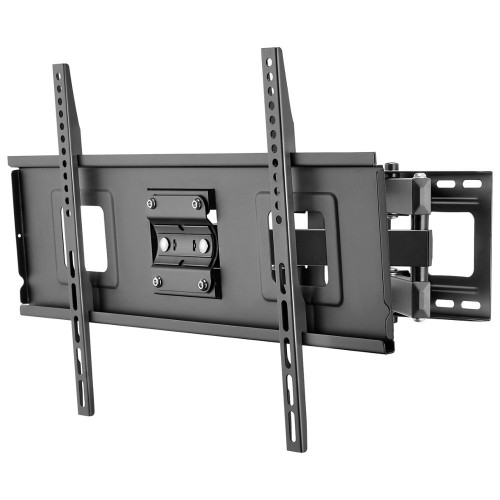 "HiLine Standard Full-Motion TV Wall Mount for 37""- 75"" Inch TVs Max 99 LBS"